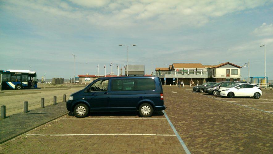 Hollum Fährhafen