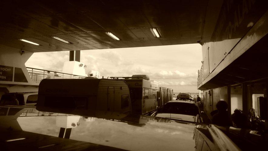 Fähre nach Ameland