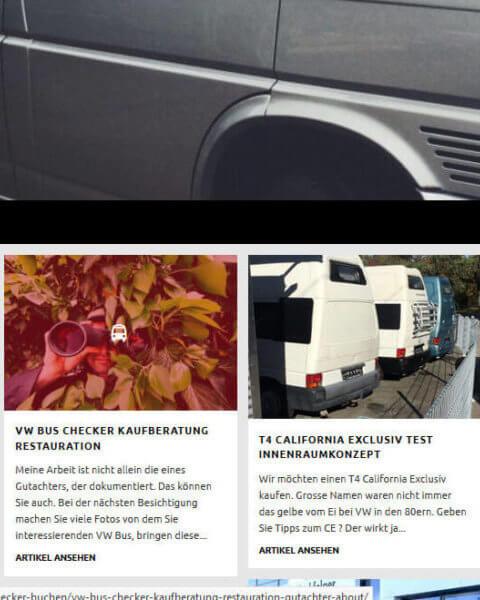 Buschecker Website