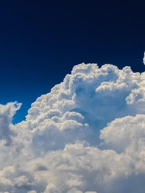 Wolkenhimmel / Cloud