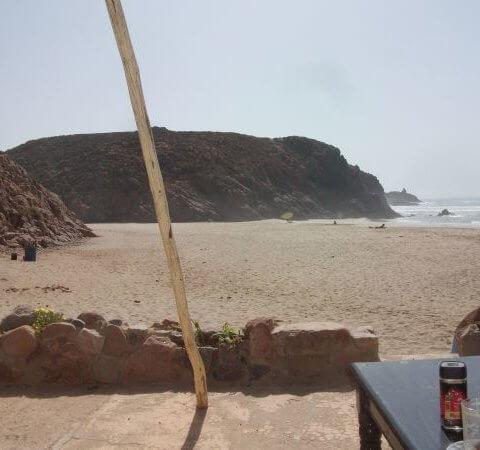 Strand bei Mirleft