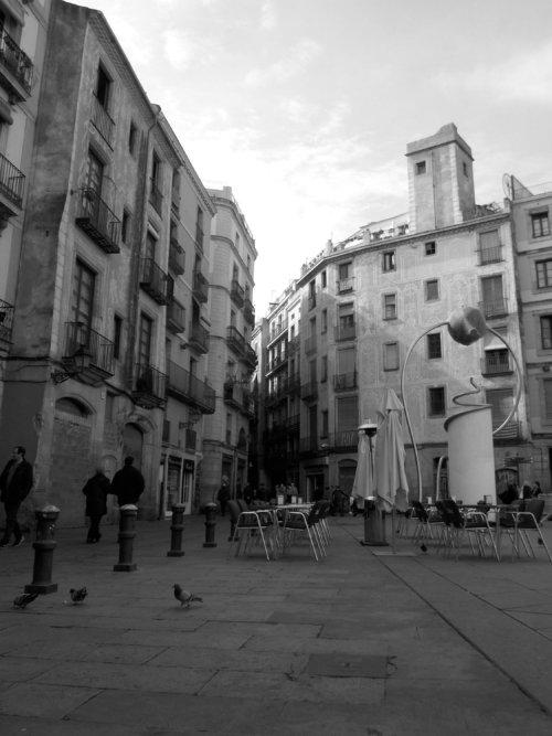 George Orwell Platz Barcelona