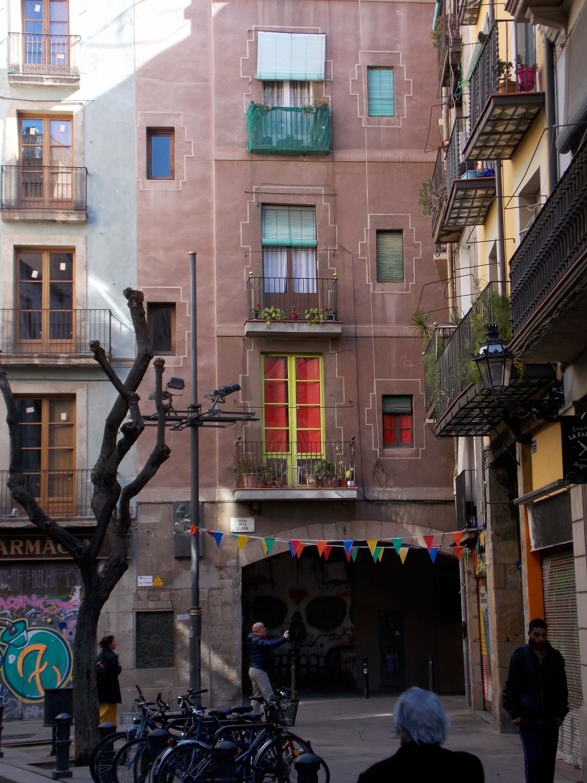 Barcelona Wohnen rückblick barcelona wohnen und arbeiten tee5