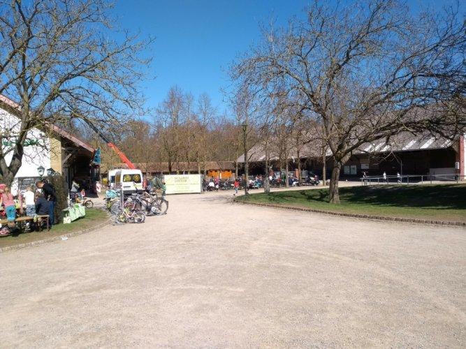 Mundenhof - Hofwirtschaft