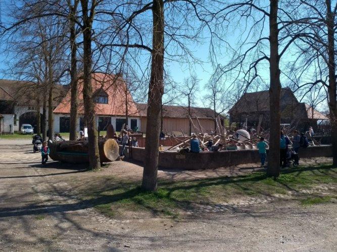 Mundenhof - Erfahrungsplatz