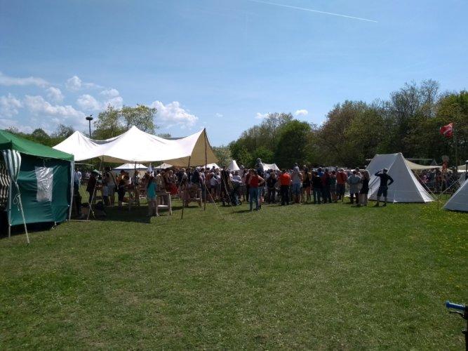 Mittelalterfest Mundenhof