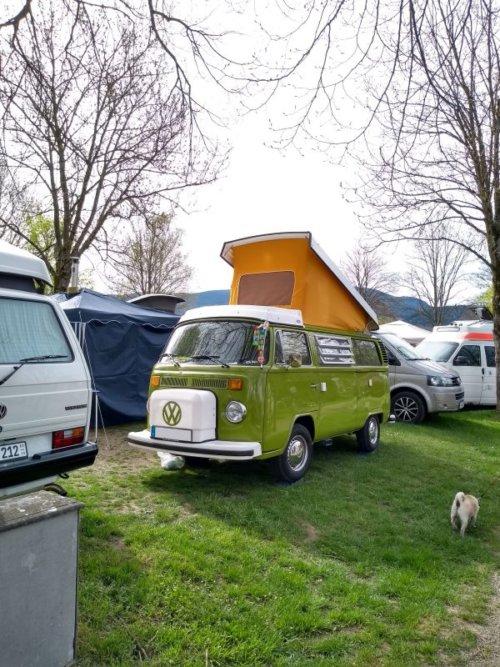 VW Bus Treffen 2018 in Kirchzarten