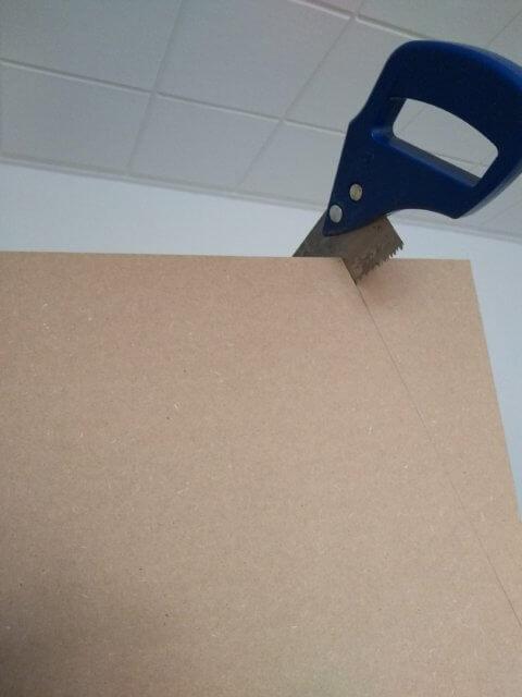 T5 Multiflexboard selber sägen