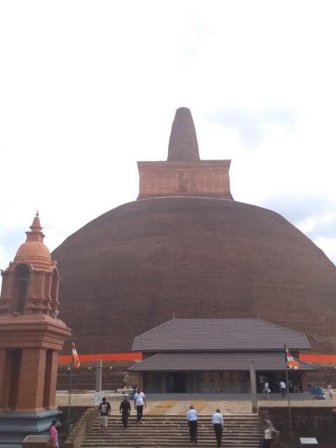Dagoba Anuradhapura