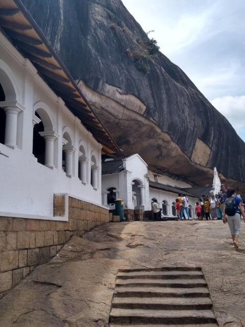 Tempel Dambulla