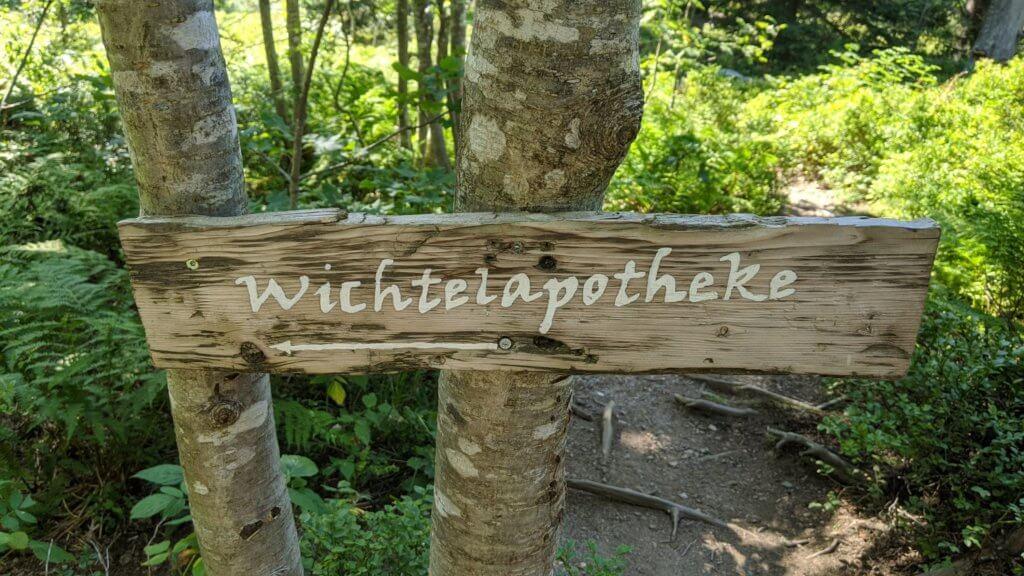 Wichtelpfad Feldberg Wichtelapotheke